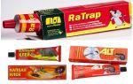 Клей для ловли крыс и мышей: обзор средств и их эффективность