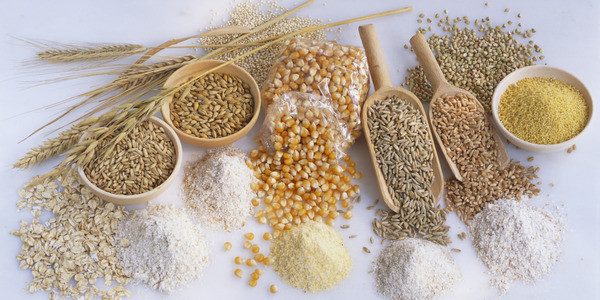 Гречка, пшено, пшеница и другие крупы