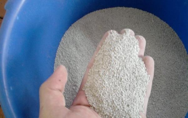 Фильтрованный песок