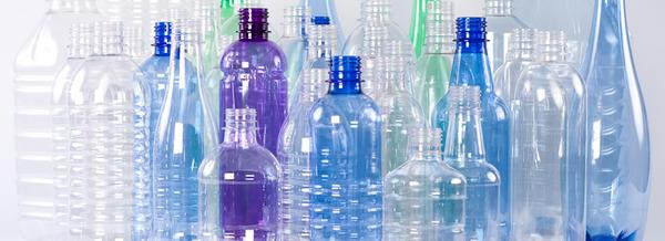 Пластиковые бутилки