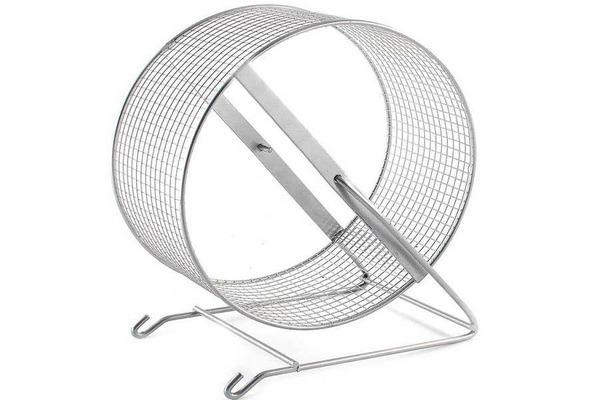 Железное колесо для грызунов