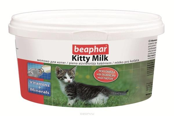 Молочная смесь для кормления малышей