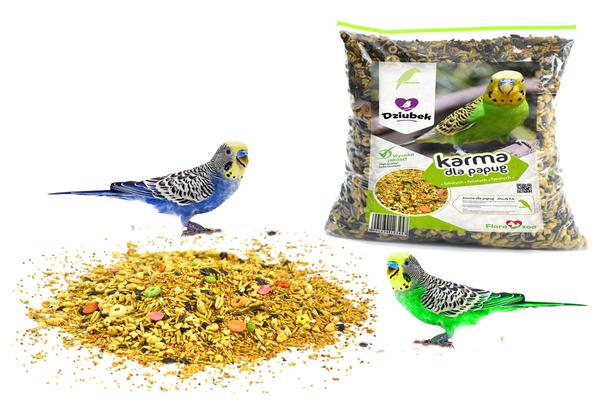 Приобретаем для пернатиков качественный корм