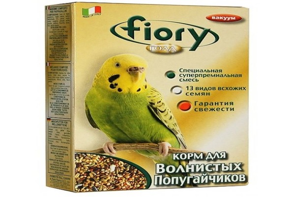 Итальянский универсальный корм Фиори
