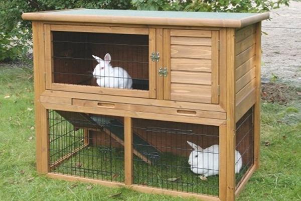Клетка для пары кроликов